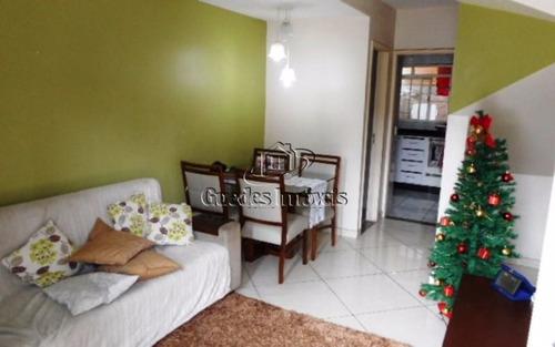 ótima casa duplex 2 qts no vita residencial