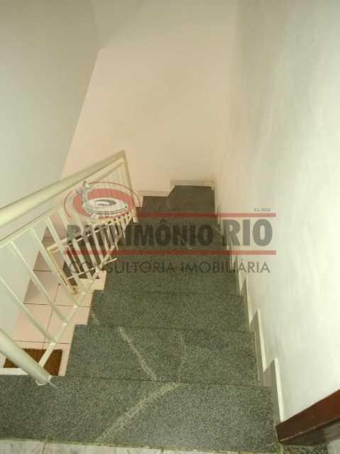 ótima casa duplex de condomínio - pacn20083