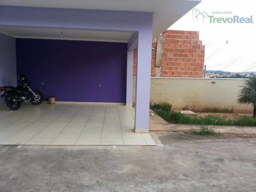 ótima casa em bairro tranquilo - ca1016