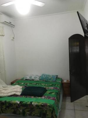 otima casa em itanhaém, 350 metros do mar