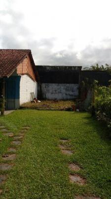 ótima casa em itanhaém, balneário gaivota lado morro