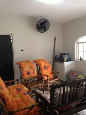 ótima casa em itanhaém/sp, jardim palmeiras