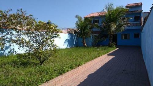 ótima casa escriturada, lado praia! 3 quartos. aproveite!!