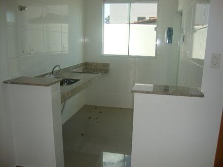 ótima casa geminada 2 quartos - 123