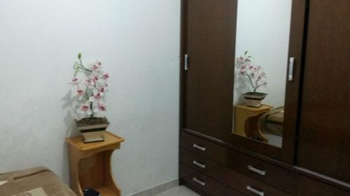 ótima casa geminada 2 quartos com 2 vagas - 191