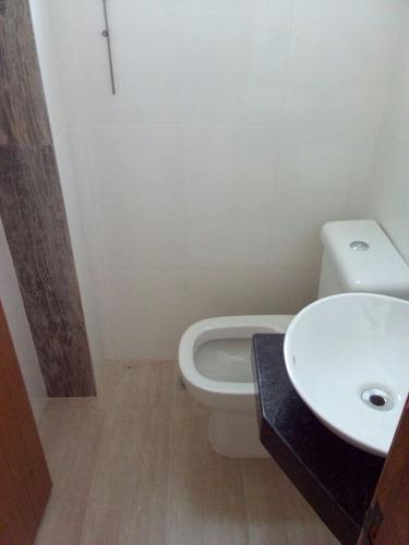 ótima casa geminada 3 quartos com suíte e 3 vagas - 227