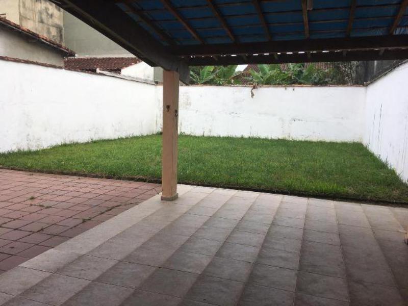 ótima casa lado praia no belas artes em itanhaém - 4545  npc