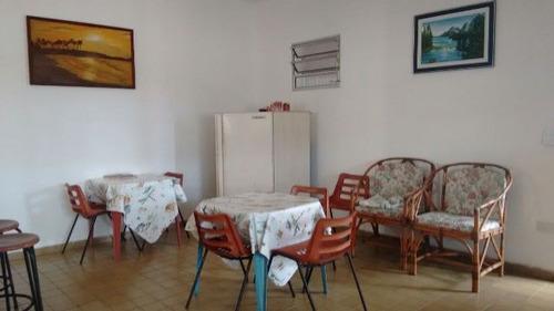 ótima casa mobiliada com 3 dorm. itanhaém-sp, jd. suarão!!!
