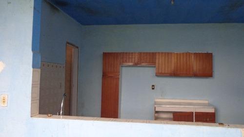 ótima casa no bairro bopiranga, em itanhaém - ref 2881