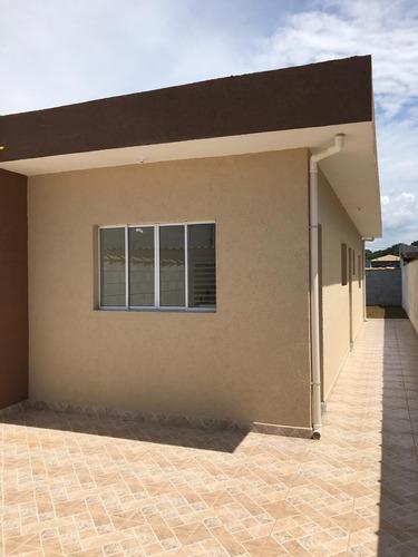 ótima casa no bairro cabuçu, em itanhaém - ref 4258