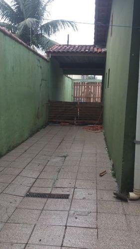 ótima casa no bairro novaro, em itanhaém, litoral - ref 4475