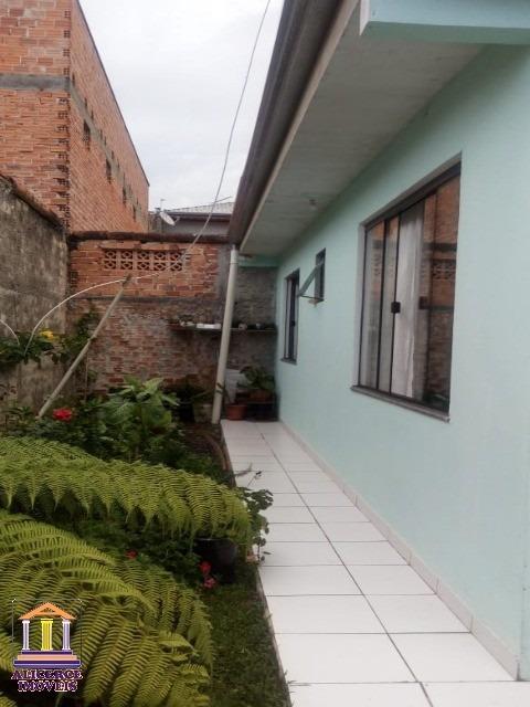 ótima casa no bairro santa regina em araucária. - c-713 - 33517753