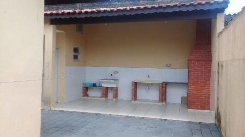 ótima casa no balneário gaivota, em itanhaém