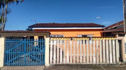 ótima casa no balneário gaivota, em itanhaém.