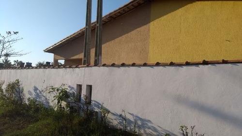 ótima casa no balneário gaivota, em itanhaém - ref 3164