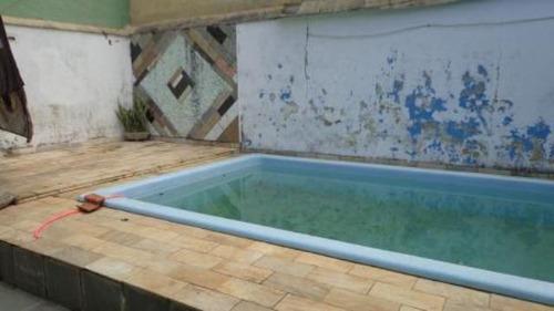 ótima casa no balneário gaivota, em itanhaém - ref 3354