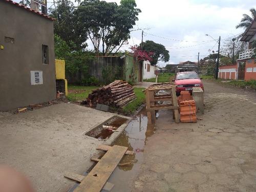 ótima casa no balneário gaivota, em itanhaém - ref 4733