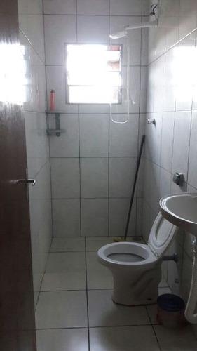 ótima casa no balneário gaivota, em itanhaém - ref4025