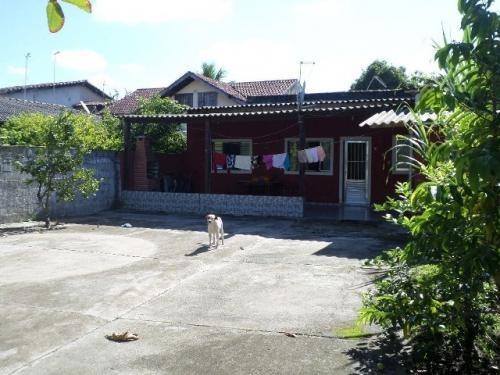 ótima casa no balneário gaivota, itanhaém, possui 1 quarto!!