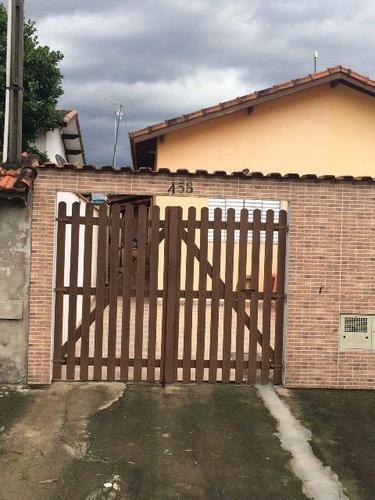 ótima casa no balneário são jorge, em itanhaém - ref 3491