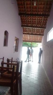 ótima casa no balneário tupy com 2 quartos, itanhaém-sp
