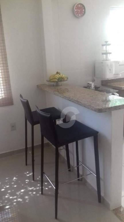 ótima casa no condomínio veredas das paineiras - ca1081