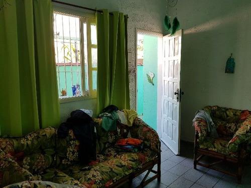 ótima casa no jardim corumbá, em itanháem - ref 4094
