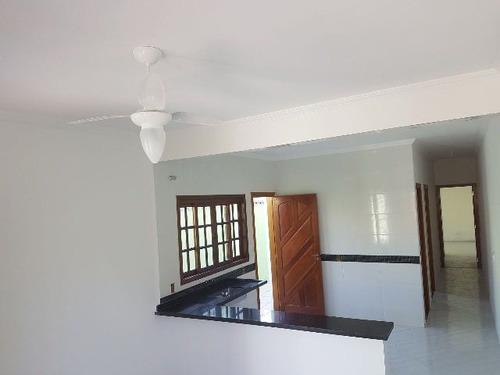 ótima casa no jardim magalhães, em itanhaém - ref 3986