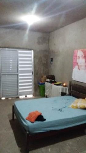 ótima casa no jardim marilu, em itanhaém, litoral - re 4696