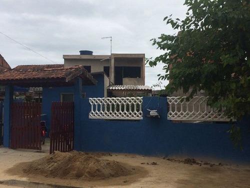 ótima casa no jardim palmeiras, em itanhaém - ref 2829