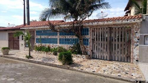 ótima casa no jardim palmeiras, em itanhaém - ref 3154