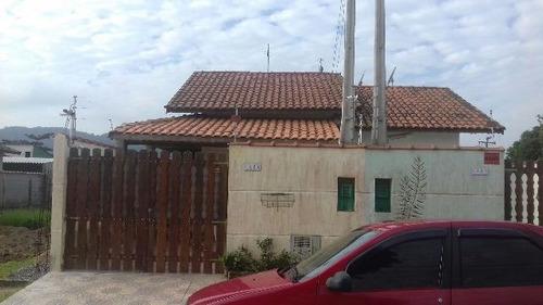 ótima casa no nova itanhaém, litoral sul - ref 2896