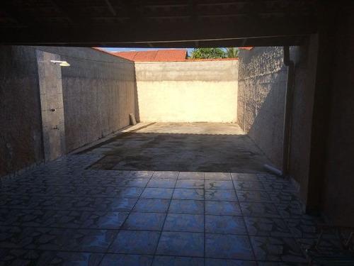 ótima casa no parque augustus, em itanhaém - ref 4460