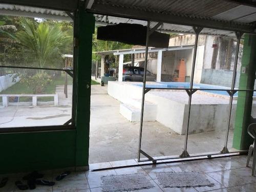 ótima casa no recanto do imigrantes, em itanhaém, litoral sp