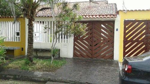ótima casa no suarão, em itanhaém, litoral sul - ref 3467