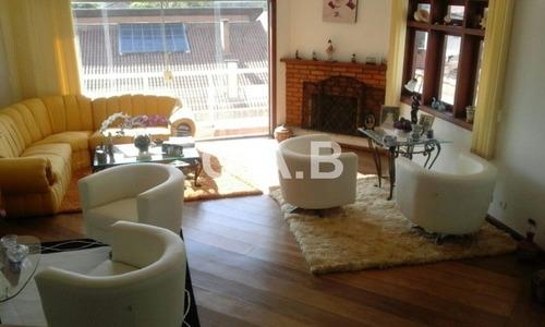 ótima casa para venda no residencial 6 - alphaville - 7809