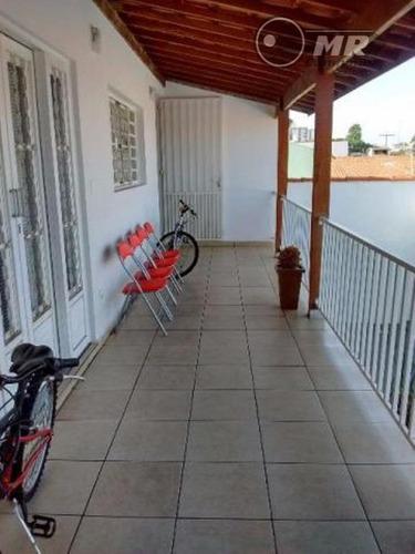ótima casa residencial à venda, cidade jardim, campinas. - ca0261