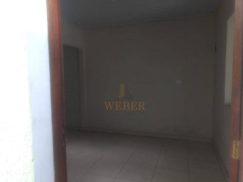 ótima casa térrea excelente localização, 2 dormitórios 1 suíte - ca0529