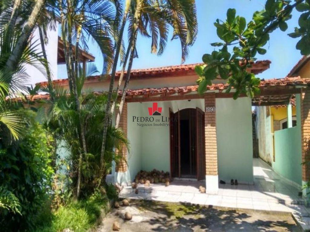 ótima casa térrea no litoral!! - pe22855