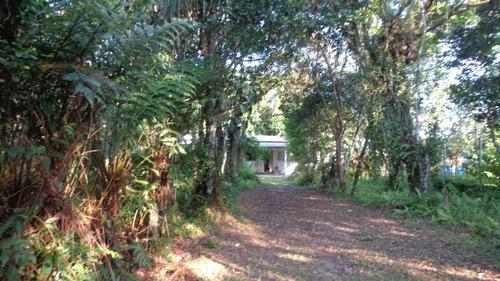 ótima chácara, bem localizada à 700m da rodovia - ref 2640