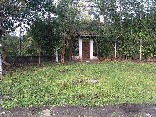 ótima chácara cercada no jardim coronel com 3000m²  ref 4663
