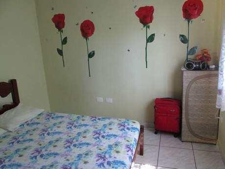 ótima chácara com 03 dormitórios, no sitio são joão, bertioga. - v15