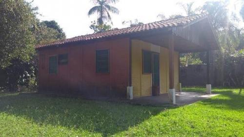ótima chácara com 2 dormitórios em itanhaém-sp! litoral sul!