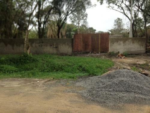 ótima chácara com construção iniciada - ref 2343
