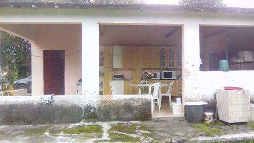 ótima chácara em itanhaém, c/ 2 dorm. ref 4355-p