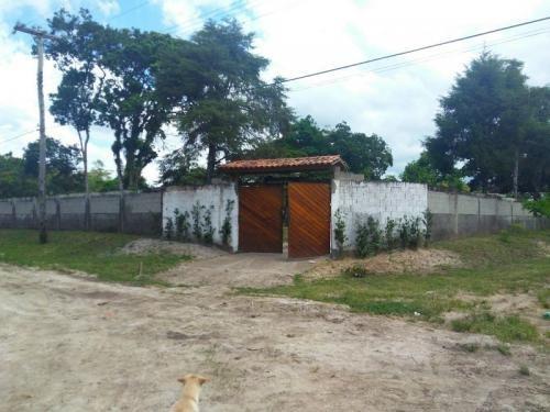 ótima chácara em itanhaém com entrada + parcelas - ref3859