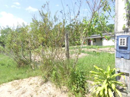 ótima chácara em itanhaém no jardim parque real ca-269