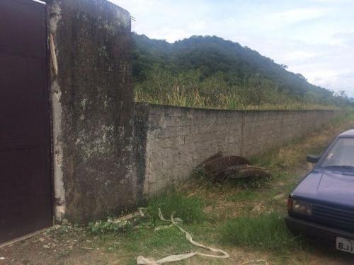 ótima chácara no aguapeú, em itanhaém, litoral - ref 3764