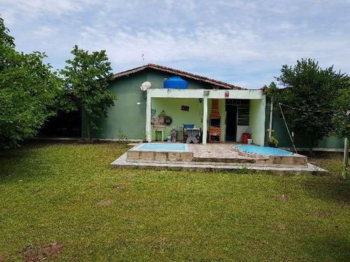 ótima chácara no bairro chácaras cibratel, em itanhaém