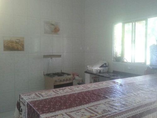 ótima chácara no balneário gaivota, em itanhaém - ref 3966